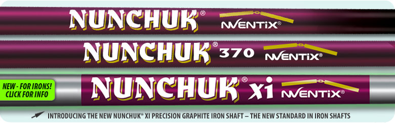 Find out about the Complete System of Nunchuk Precision Golf Shafts