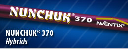 Play NUNCHUK 370 Hybrid Shaft Video