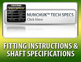 Nunchuk Shaft Technical Specs and Fitting Instructions